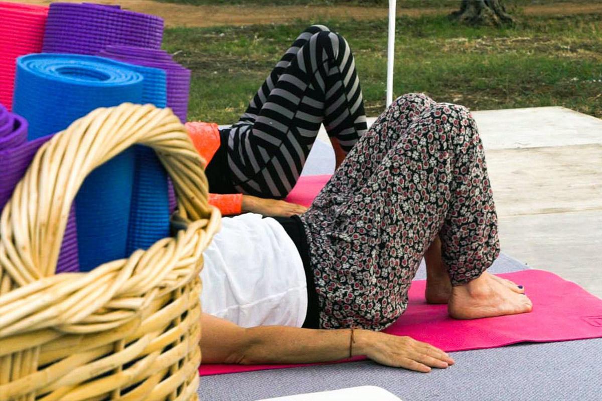 Yoga & Massage yoga