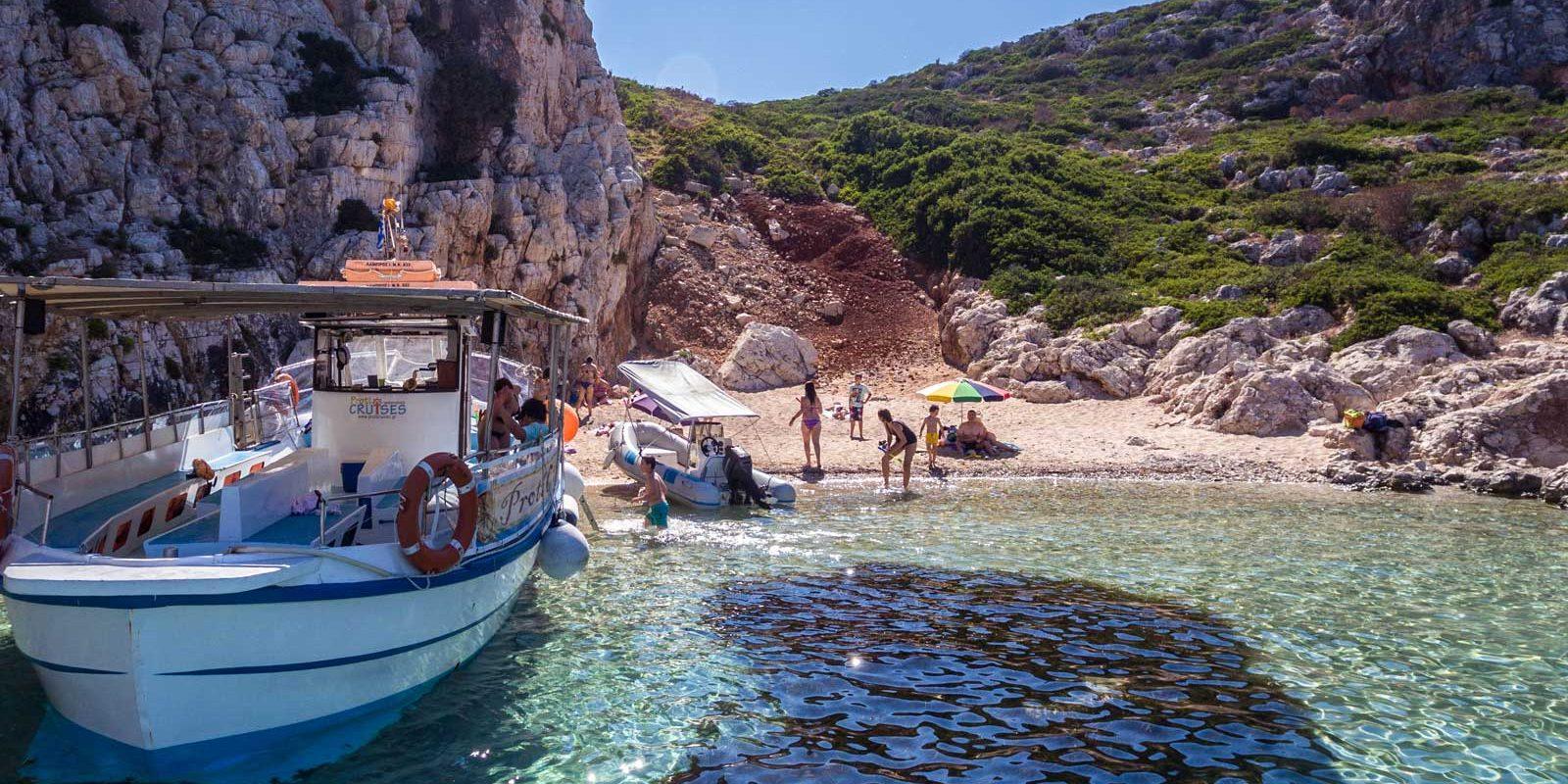 Proti Islet (10 min)