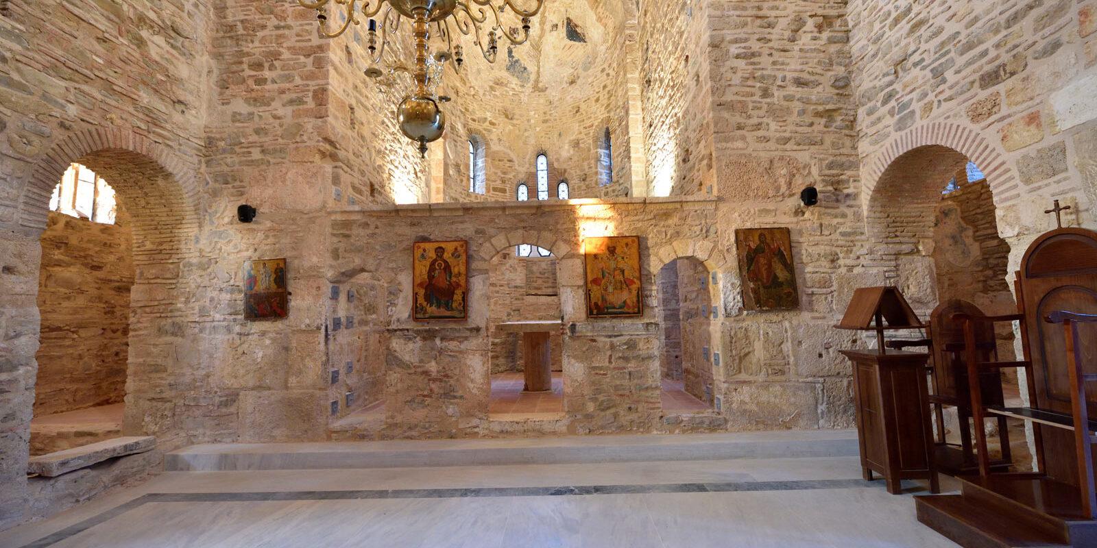Church of the Transfiguration (20 min)