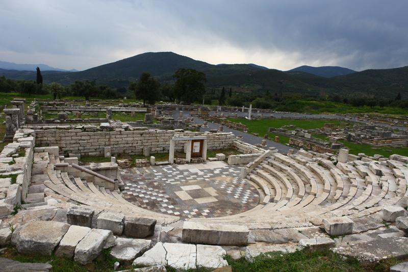 Ancient Messini (90 min)