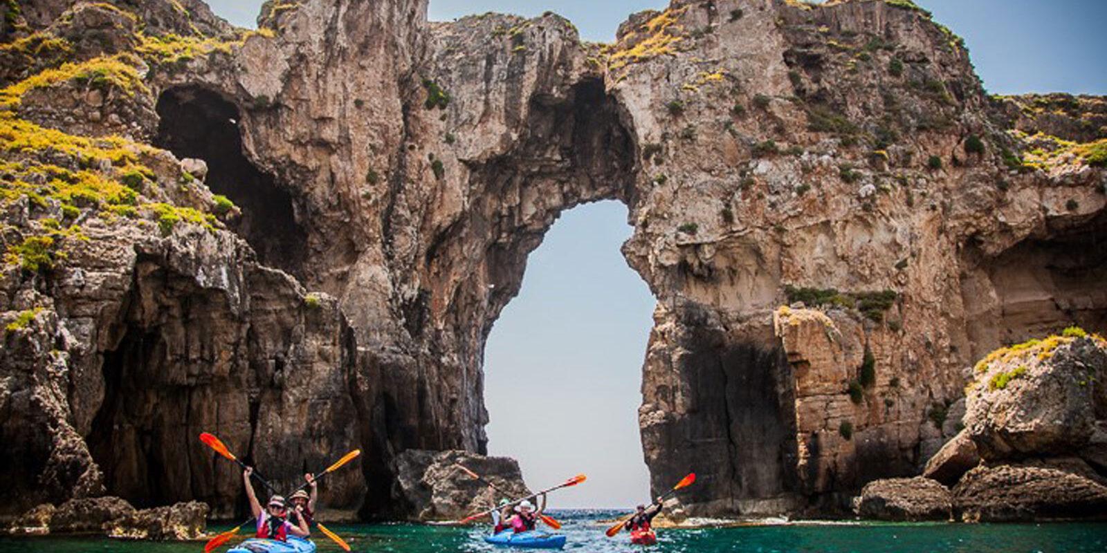 Fanari and Sfaktiria Islets