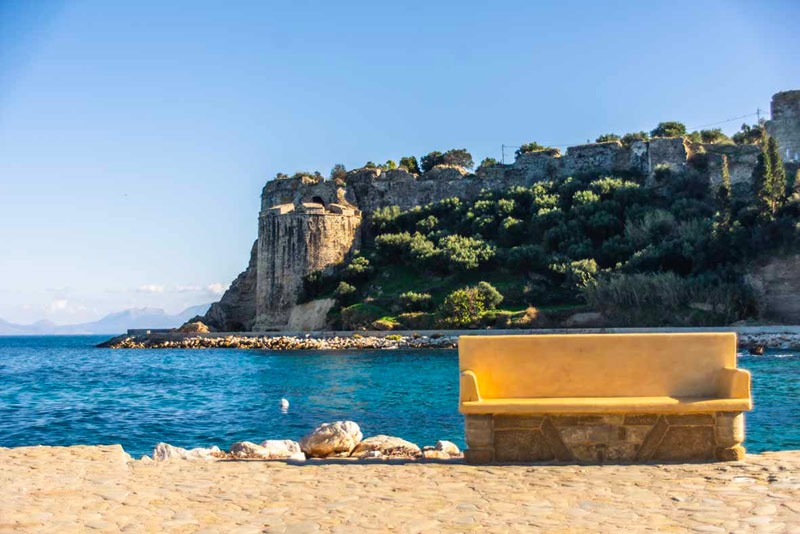 The Castle of Koroni (60 min)
